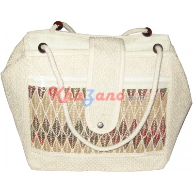 Jute Cotton Net Bag