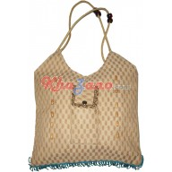 Jute Barfi With Mobile Pocket