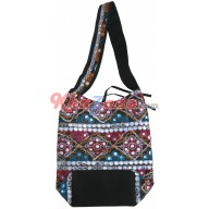 Traditional Mirror Jhola Bag