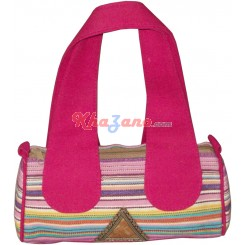 Jute Dholak Bag