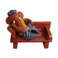 Ganeshji on Sofa