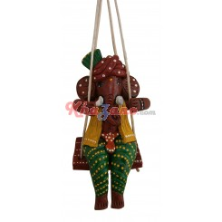Ganeshji on Swing